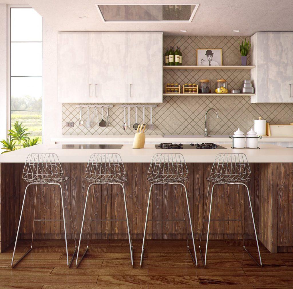 Modne krzesła do jadalni i kuchni